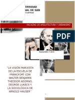 Marxismo y Arte Analisis arquitectura-historia