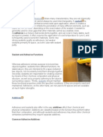 Adhesives and Sealants.docx