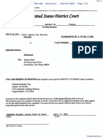 JTH Tax, Inc. v. Reed - Document No. 5