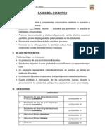 Bases del Concurso de Declamación y Creatividad Literaria, en Homenaje a la Patria.