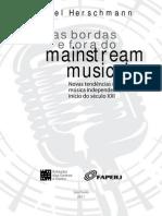 Nas Bordas No Mainstream Musical