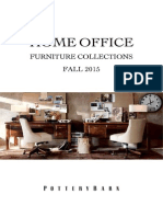 Pottery Barn Home Home Office Collection- Fall 2015