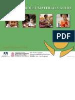 Mau Buka Sekolah Anak - Infant-Toddler-Materials-Guide