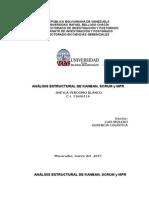 Análisis Estructural de Kanban, Scrum y Mpr
