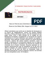 #09 Antonio Ricaurte