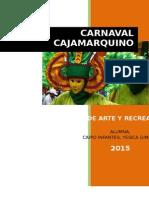 El Carnaval de Cajamarca