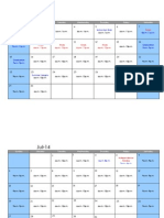 2014-2015 Calendar Year ARC1