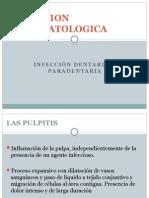 INFECCION ESTOMATOLOGICA