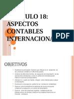 NEGOCIOS INTERNACIONALES CAPITULO-18