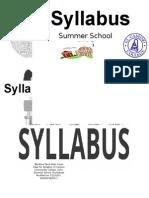 El Camino Syllabus Title Page