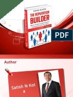 The Reputation Builder Book by Satish Kota