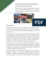 Autorización de Organización de Una Entidad Bancaria