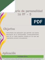 Test de personalidad 16pf