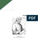 Tertuliano - Exortação e Apologia