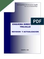 Actualizacion Esquema Director Trujillo 2003
