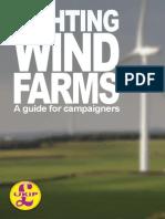 Fighting Wind Farm