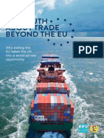 The Truth About Trade Beyond The EU