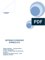 INTERACCIONISMO SIMBÓLICO.docx