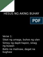 Hesus Ng Aking Buhay
