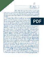 Carta de Rigoberto Juarez Para Todas y Todos