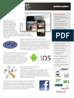 embarcadero-radphpEmbarcadero Radphp Xe2 Data Sheet 2012