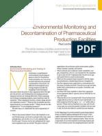 Environmental Monitoring and Decon