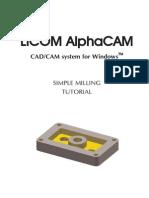 Manual Alphacam