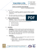 Paint Procedure ACE 3254