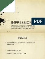 Presentation Impressionismo