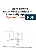 Rotational Stiffness and Dynamic Moment f1