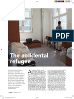 The Accidental Refugee