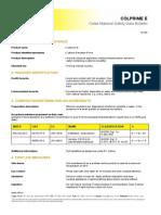 COLAS colprimee info sheet