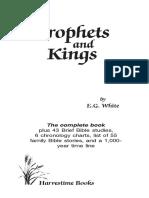 Prophets&Kings