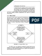 Pdcs Cycle