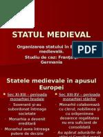 Statul Medieval