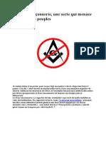 La Franc-maçonnerie en France