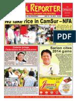 Bikol Reporter July 12-18, 2015 Issue