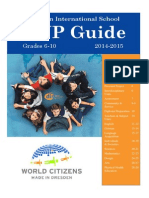 School Guide MYP 2014-2015
