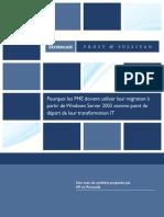 Découvrez Votre Guide de Migration Vers Windows Server 2012
