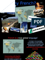 why study french