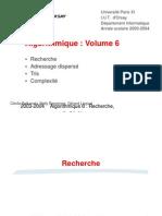 Algo Volume 6