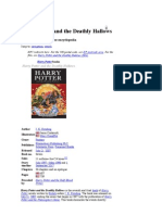 Ebook Harry Potter And The Deathly Hallows Bahasa Indonesia