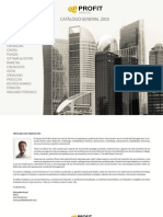 Catalogo Profit 2015