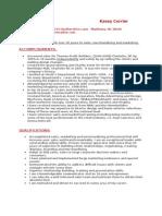 Jobswire.com Resume of kaseycurrier