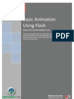 Adri Multimedia Instructional Design 6 Basic Animation