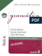 Gramatica Esencial Ejercicios Avanzado B1