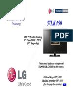LG 37LK450 FullHD Training