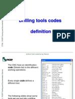 Drilling Tools Codes Rev1