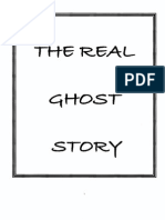 The Real Ghost Story by Doug Mitchell