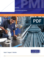 X MET7000 PMI Brochure March 2013